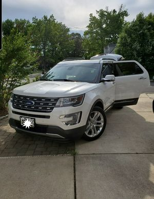 2017 ford explorer limited two package only 15,000 miles for Sale in Highland Beach, MD