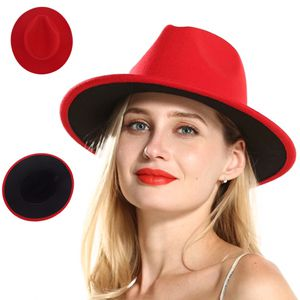 Unisex Red / Black Fedora - 60cm for Sale in Pomona, CA