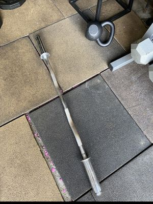 Curl bar for Sale in West Hempstead, NY