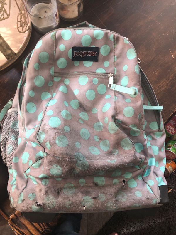 Rolling jams port backpack