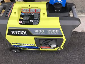 Ryobi generator 2300 watts for Sale in North Las Vegas, NV