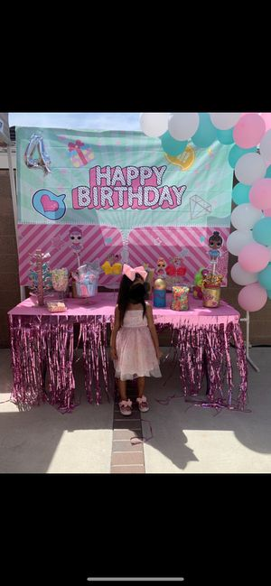 LOL Surprise Birthday Party Decorations for Sale in Los Alamitos, CA
