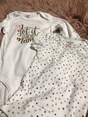 CARTERS~ 9months ~ $4 for Sale in Grand Prairie, TX