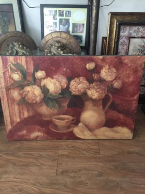 Flower Painting $25obo for Sale in Imperial Beach, CA