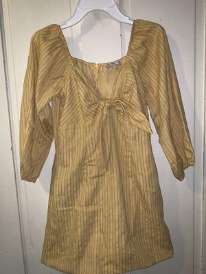 Boho Yellow dress for Sale in Woodbury, NJ