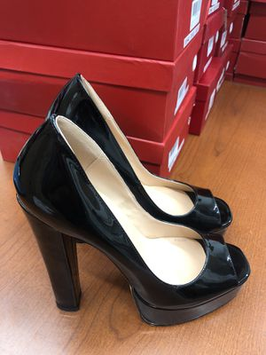 Women's Black Fashion Peep Toe High Heels for Sale in Valley Stream, NY