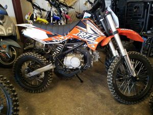 rfz 125cc dirt bike for Sale in San Marcos, TX