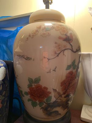 Antique lamp for Sale in Chelsea, MA