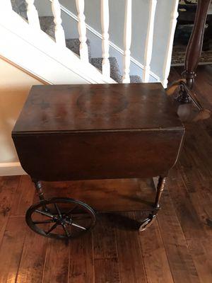 Antique tea cart (great great grandmas) for Sale in Clackamas, OR