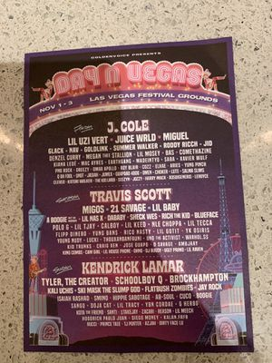 Day N Vegas Wristbands (Sunday Only!) for Sale in Las Vegas, NV