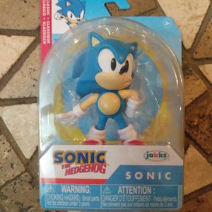 Brand New Sonic The Hedgehog Sonic Figure In Package Unopened for Sale in Orlando, FL