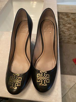 Tory Burch wedge heel for Sale in Golden Oak, FL
