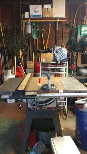 Table Saw for Sale in Piscataway, NJ