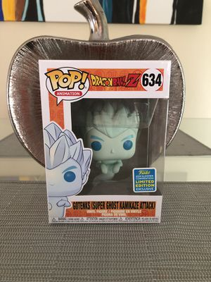 Funko Pop #634 Dragon Ball Z Gotenks (Super Ghost Kamikaze Attack) SSCC2019 for Sale in Kissimmee, FL