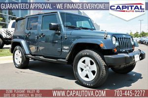 2007 Jeep Wrangler for Sale in Chantilly, VA