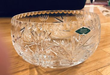 Shannon Crystal Vase for Sale in Des Plaines,  IL