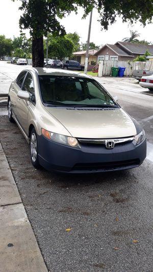 Honda civic 2007 for Sale in Miami, FL