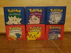 Limited edition Pokemon gold card set for Sale in Colorado Springs, CO
