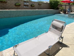 Brand new pool lounger for Sale in Rancho Cucamonga, CA