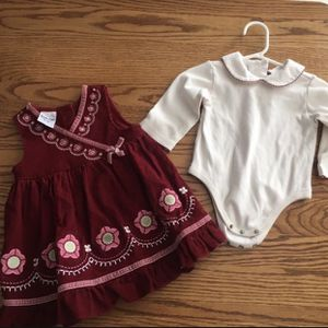 2 pc. Dress...size 18 month for Sale in Indianapolis, IN