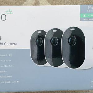 Arlo Pro 4 Spotlight Camera for Sale in Arlington, VA