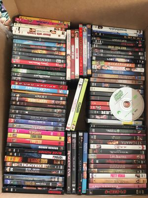 DVDs for Sale in Tracy, CA