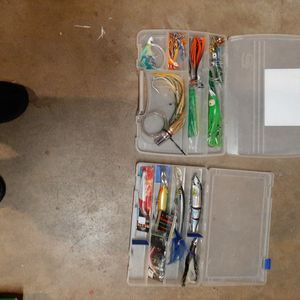 Saltwater Fishing Trolling Lures for Sale in Highland, CA