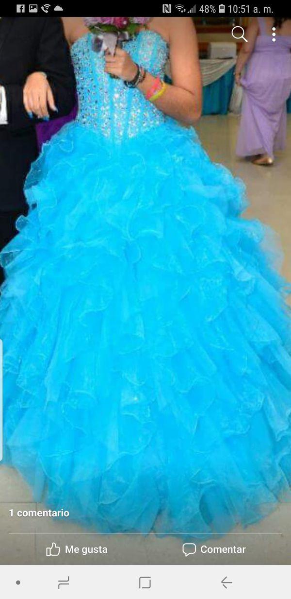 Brand new 1 Wedding dress, 3 Quinceanera dresses