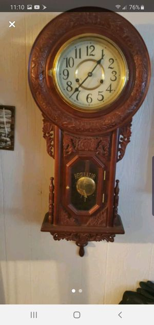 Smaller antique clock for Sale in Essex, MD
