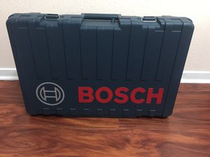 Bosch 1-5/8 in SDS Max for Sale in Cypress, TX