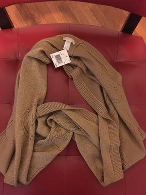 New!!! Ladies Michael Kors scarf for Sale in St. Louis, MO
