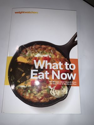 """Weightwatchers Book """" What To Eat Now"""" for Sale in Bakersfield, CA"""