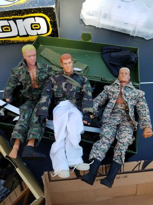 Army Soldier Toys for Sale in Santa Monica, CA