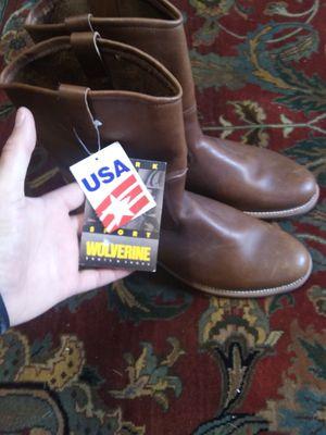 Wolverine steel toe work boots for Sale in Cumming, GA
