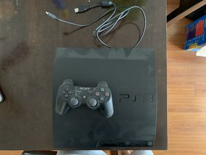 PS3 Slim and great classic games for Sale in Rowland Heights, CA