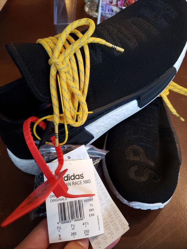 """Human Race NMD"""" ORIGINAL """"Adidas Size 8 men"""