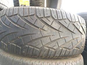 255/55/18 general tire for Sale in Los Angeles, CA