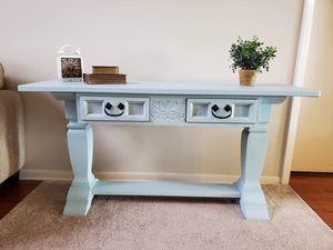 Entryway console sofa table end table side table accent table server bar for Sale in Fort Lauderdale, FL
