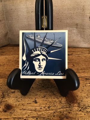 Collectible Coaster Delfts Statue of Liberty ~ Certification included for Sale in Manchester, CT