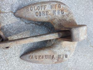 Boat Anchor for Sale in Campbell, CA