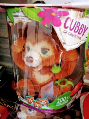 FurReal friends Cubby bear for Sale in Vancouver, WA