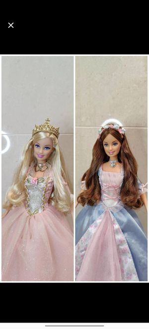 Barbie as the Princess and the Pauper for Sale in Miami, FL