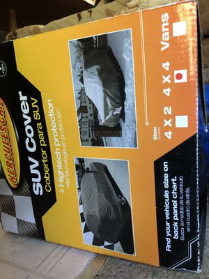 Car cover for Sale in Hesperia, CA