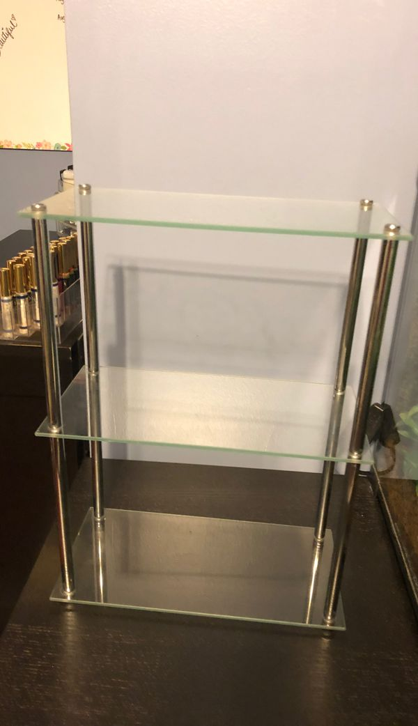 Glass Shelf (MakeUp Organizer)