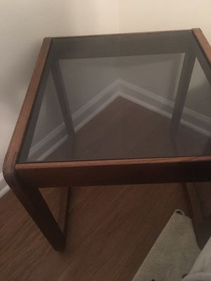 Coffee table with two side tables for Sale in Fairfax, VA