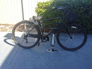 "schwinn Hammersley 29"" Cruiser Bike plus extras!! for Sale in Orlando, FL"