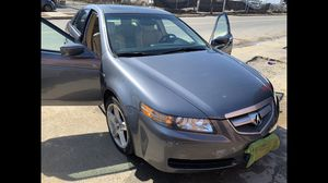 Acura TL 2006 has 104k Miles the vehicle is a 1 owner car very clean car it comes with very good tires and with navigation needs oil change system r for Sale in Chillum, MD
