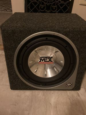 Subwoofer loud for Sale in Lebanon, PA