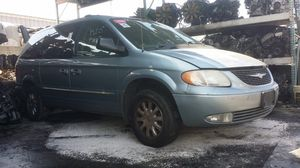 2003 Town Country Parting out for Sale in Fontana, CA