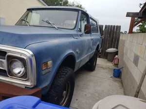 1970 Chevy blazer for Sale in San Diego, CA